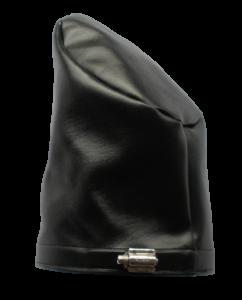 Exhaust Tips - Exhaust Pipe Rain Cap - Fleece Performance - 45 Degree Miter Cut Stack Cover 7 inch Fleece Performance