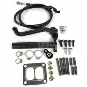 2011-2016 LML Duramax Turbo Installation Kit For S300/S400 Fleece Performance