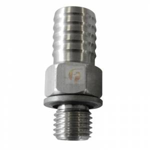 1/2 Inch CP3 Feed Fitting Fleece Performance