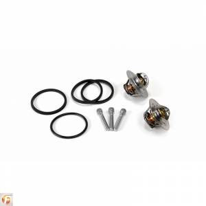 Hoses and Pipes - Engine Coolant Bypass Hose - Fleece Performance - 94-18 Dodge 2500/3500 Cummins Coolant Bypass Service Kit Fleece Performance