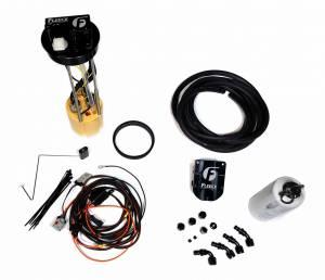 Fuel System Upgrade Kit with PowerFlo Lift Pump for 98.5-2002 Dodge Cummins Fleece Performance