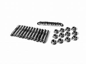 Fleece Performance Exhaust Manifold Stud Kit - 4mm Allen Socket Head Fleece Performance