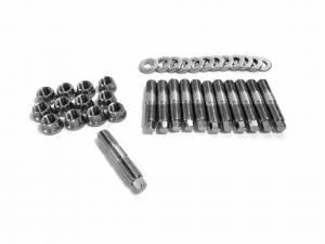 Fleece Performance Exhaust Manifold Stud Kit - 7mm External Hex Head Fleece Performance