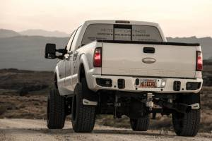 05-07 Ford F-250/F-350 Rear Bumper with Sensors Flog Industries