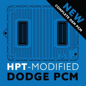 Grand Cherokee/Durango 2015 Modified PCM HP Tuners