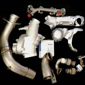 11-14 Retrofit Kit For 15-Pres Ford Style Turbo No Limit Fabrication
