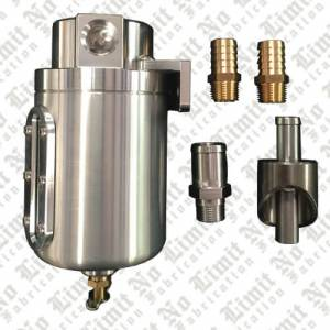 Universal Catch Can No Limit Fabrication