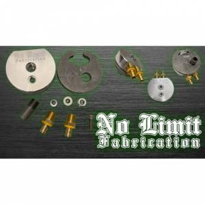 Universal Fuel Sump Raw Finish No Limit Fabrication