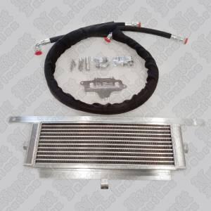 6.7 Oil Cooler Relocation Kit No Limit Fab