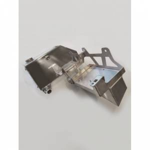 Factory Replacement Aluminum Coolant Tank 6.7 Power Stroke No Limit