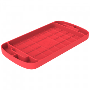 Tool Tray Silicone Large Color Pink S&B