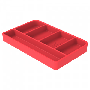 Tool Tray Silicone Small Color Pink S&B
