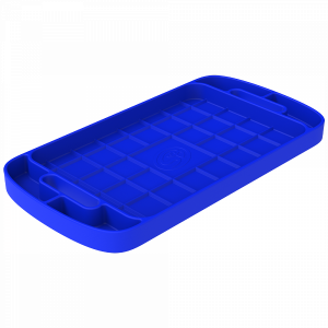 Tool Tray Silicone Large Color Blue S&B