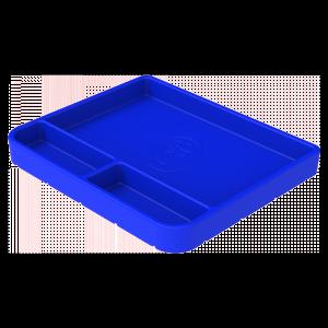 Tool Tray Silicone Medium Color Blue S&B
