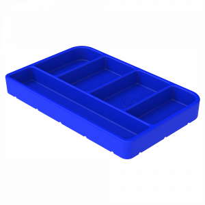 Tool Tray Silicone Small Color Blue S&B