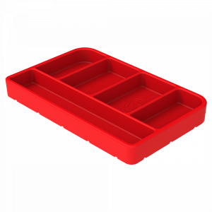 Tool Tray Silicone Small Color Red S&B