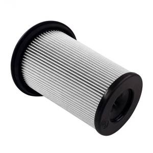 Air Filter For Intake Kit 75-5128D Dry Extendable White S&B