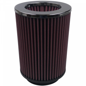 Air Filter For Intake Kits 75-1518 Oiled Cotton Cleanable Red S&B