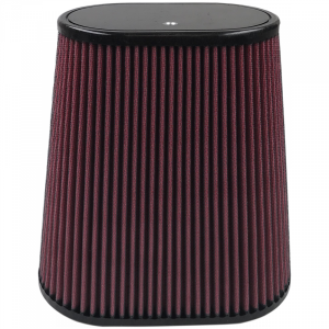 Air Filter For Intake Kits 75-2503 Oiled Cotton Cleanable Red S&B