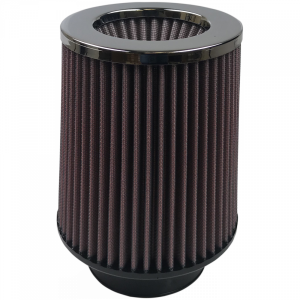 Air Filter For Intake Kits 75-1509 Oiled Cotton Cleanable Red S&B