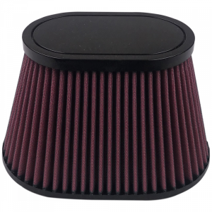 Air Filter For Intake Kits 75-1531 Oiled Cotton Cleanable Red S&B