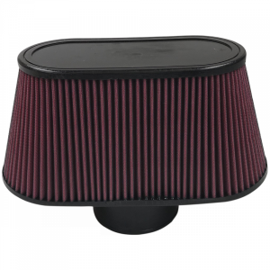 Air Filter For Intake Kits 75-3035 Oiled Cotton Cleanable Red S&B