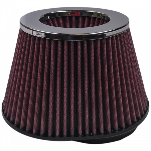 Air Filter For Intake Kits 75-3026 Oiled Cotton Cleanable Red S&B