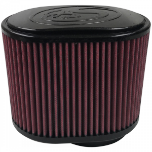 Air Filter For 75-5007,75-3031-1,75-3023-1,75-3030-1,75-3013-2,75-3034 Cotton Cleanable Red S&B