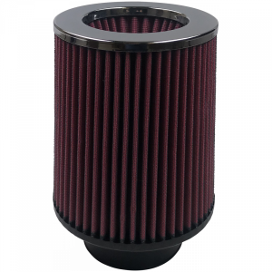 Air Filter For Intake Kits 75-1511-1 Oiled Cotton Cleanable Red S&B