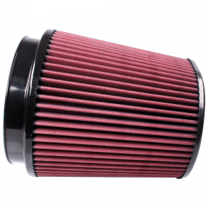 Air Filter for Competitor Intakes AFE XX-91053 Oiled Cotton Cleanable Red S&B