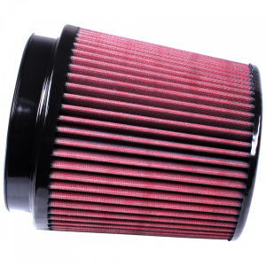 Air Filter for Competitor Intakes AFE XX-91050 Oiled Cotton Cleanable Red S&B