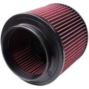 Air Filter for Competitor Intakes AFE XX-91046 Oiled Cotton Cleanable Red S&B