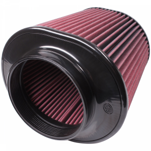 Air Filter for Competitor Intakes AFE XX-91044 Oiled Cotton Cleanable Red S&B