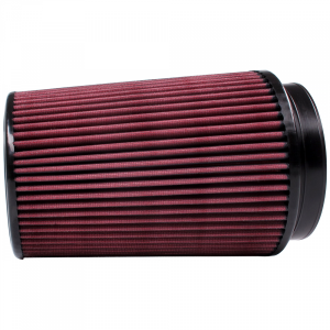 Air Filter for Competitor Intakes AFE XX-91039 Oiled Cotton Cleanable Red S&B