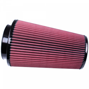 Air Filter for Competitor Intakes AFE XX-91036 Oiled Cotton Cleanable Red S&B