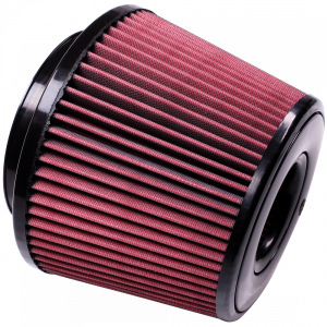 Air Filter for Competitor Intakes AFE XX-91035 Oiled Cotton Cleanable Red S&B