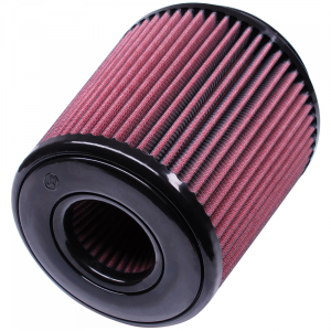 Air Filter for Competitor Intakes AFE XX-91031 Oiled Cotton Cleanable Red S&B