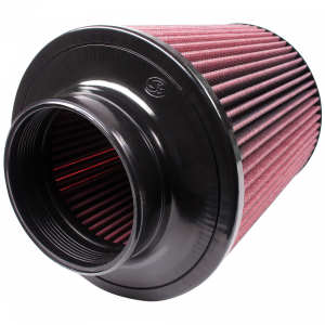 Air Filter for Competitor Intakes AFE XX-91002 Oiled Cotton Cleanable Red S&B
