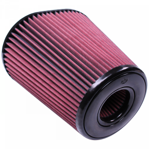 Air Filter for Competitor Intakes AFE XX-90037 Oiled Cotton Cleanable Red S&B