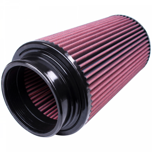 Air Filter for Competitor Intakes AFE XX-40035 Oiled Cotton Cleanable Red S&B