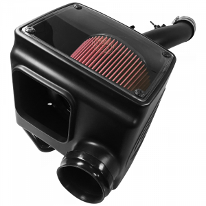 Cold Air Intake For 10-20 Toyota 4Runner 2010-14 FJ Cruiser 4.0L 4X4 Cotton Cleanable Red S&B