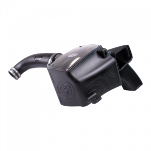 Cold Air Intake For 03-08 Dodge Ram 2500 3500 5.7L Dry Dry Extendable White S&B