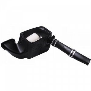 Cold Air Intake For 14-18 Dodge Ram 1500 3.0L EcoDiesel V6 Dry Extendable White S&B