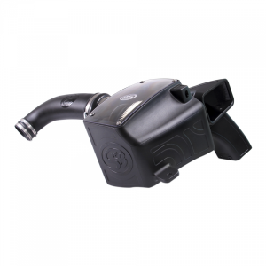 Cold Air Intake For 03-08 Dodge Ram 1500 5.7L Hemi Dry Dry Extendable White S&B