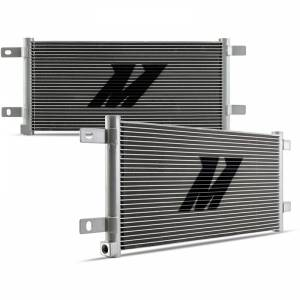 Mishimoto RAM 6.7L Cummins Transmission Cooler, 2015-2018 MMTC-RAM-15SL